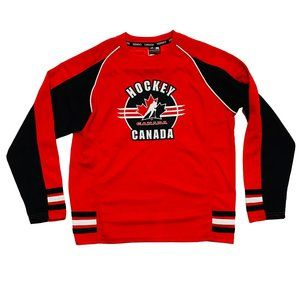MM Red Hockey Team Canada Jersey